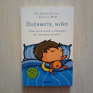 libro duérmete niño insomnio infantil debolsillo