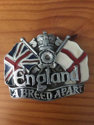 England colectible Belt badge