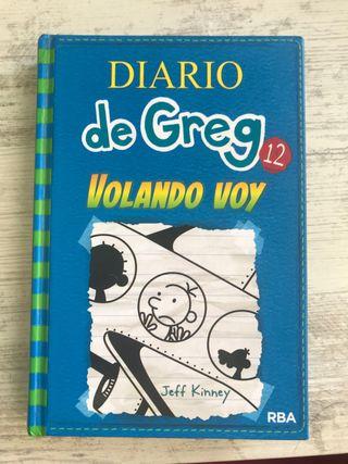 Diario de Greg 12, VOLANDO VOY