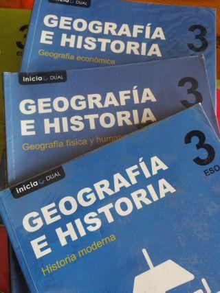 geografía e historia 3 eso