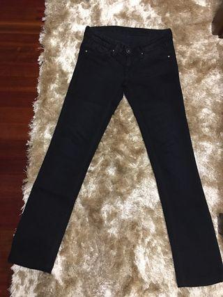 Pantalon vaquero negro Pepe Jeans
