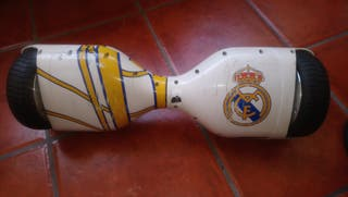 Hoverboard edición especial real Madrid, Bluetooth