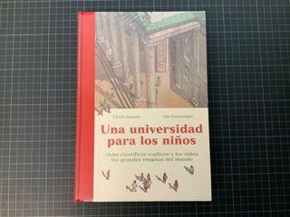 Libro Una universidad para los niños