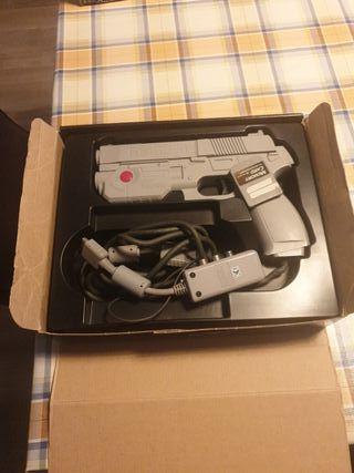 pistola namco play 1