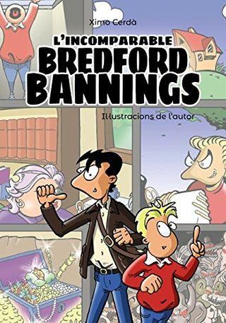 Libro l'incomparable Bredford Bannings
