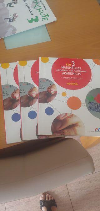 libros matematicas academicas
