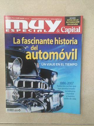 Revista Muy especial y capital