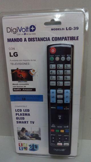 Mando LG TV Nuevo