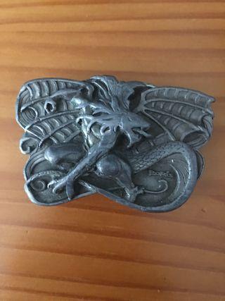 Badge for belt