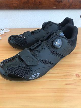 Zapatillas Ciclismo Giro Cylinder negras