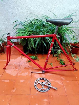 Cuadro bicicleta Orbea