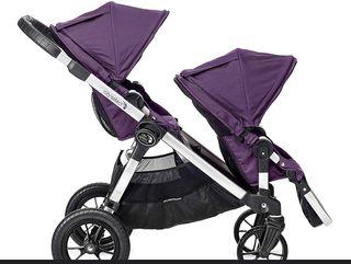 Carro gemelar CITY SELECT BABY JOGGER