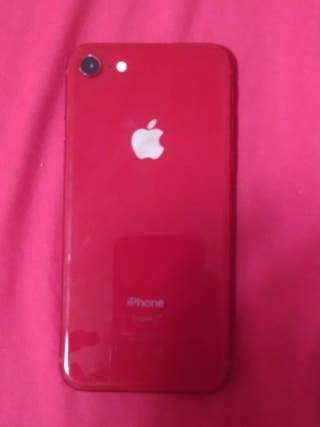 iPhone 8 rojo 64 gb