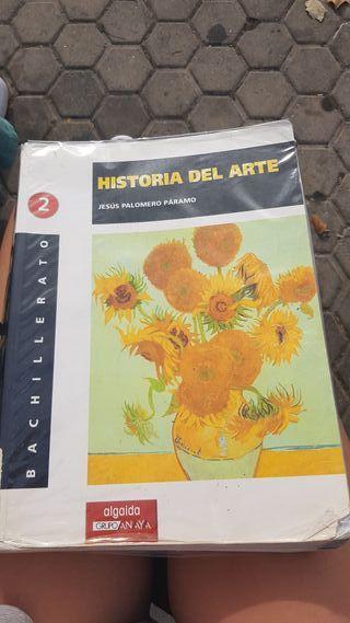libro de 2 bachillerato historia del arte