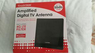 Amplified Digital TV Antenna