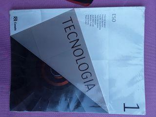 Libro texto, Tecnología 1e Eso