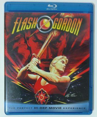 Flash Gordon Blu-ray Alex Ross