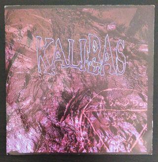 Vinilo Kalibas - Eyes forever red