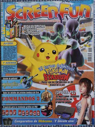 Revista Screenfun