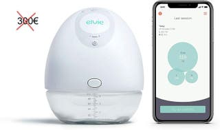 Elvie Pump - Sacaleches Bluetooth NUEVO Precintado