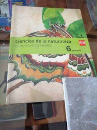 Ciencias de la Naturaleza 6 de Primaria