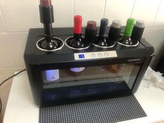 Cava de vinos nevera de vinos