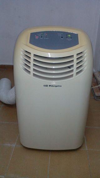 Aire Acondicionado Portátil 2250 frig. ORBERGOZO