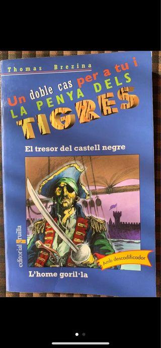 Llibre El tresor del castell negre
