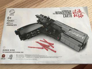 Pistola para montar piezas