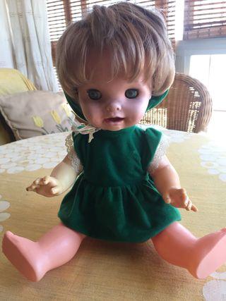La muñeca de las Mila caras le llamaban en la epoc