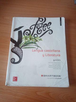 Libro de Lengua 3 ESO