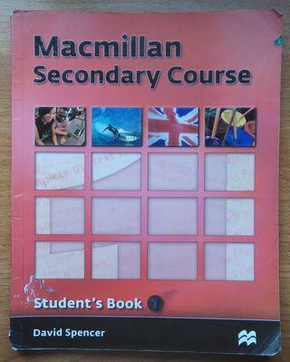 The Macmillan Secondary Course 1r ESO