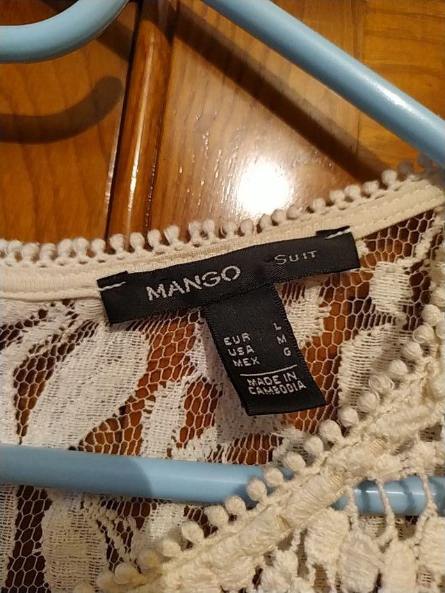Camiseta Mango L