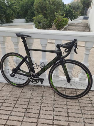 Bicicleta de carretera Merida Reacto 4000. (S/M)