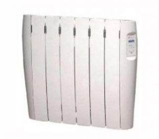 radiador de energia azul bajo consumo orbegozo