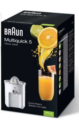 BRAUn Multiquick 5 Exprimidor Citrus