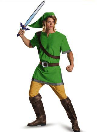 Disfraz de Link - adulto