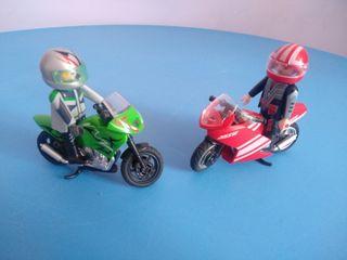 motos Playmobil