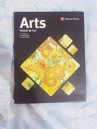 Libro Historia de l'art