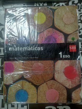 Libro 1Eso matemáticas