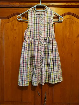 vestido Nelblu 8 años