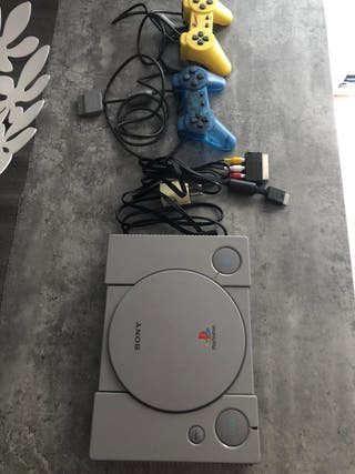 Play station 1, ps1