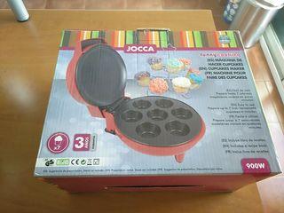 maquina de cocinar cupcakes