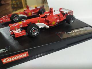 F1 Ferrari F2005 Schumacher carrera/scalextric
