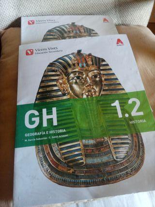 libro texto geografia e h 1ESO