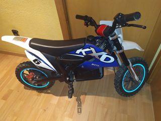 Mini moto eléctrica 500W