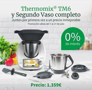 Promoción thermomix tm6