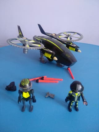Dron de Playmobil