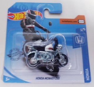 Honda Monkey Z50 Hot Wheels 1/64