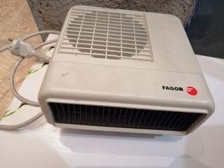Calefactor eléctrico Fagor